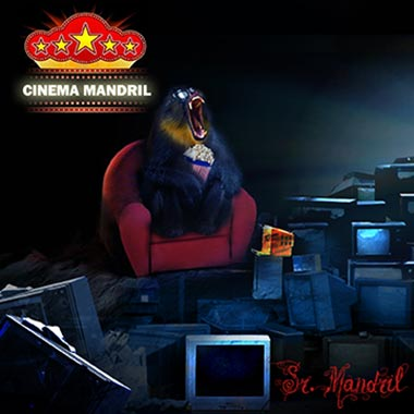 Cinema Mandril Cover